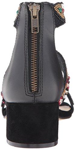 Chinese Laundry Womens Mandala Dress Sandal Black Leather BeLwH0