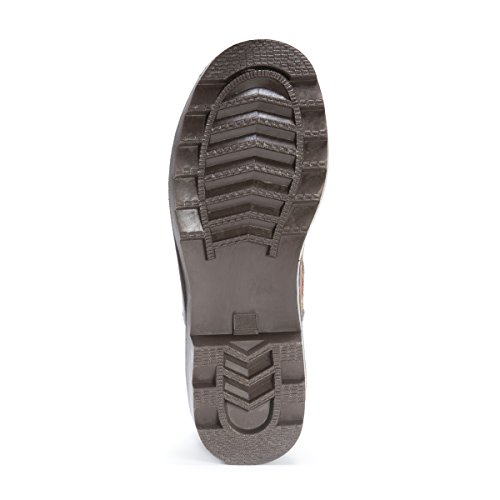 para Zapatos de para MUK LUKS Libby Mujer Mujer Marrón Botas para Lluvia Lluvia qgpAfWcwaZ