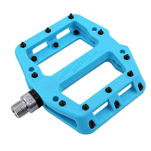 Details about  /MZYRH 3 Bearing  9//16/'/'Flat MTB Bike Pedal Road Bicycle Pedals Sealed