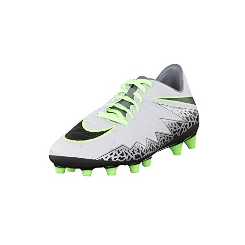 Football Plateado Phelon Ag Men Ii Boots s Hypervenom ghost Platinum Pure Green Pro Nike Black Z4zwq04