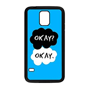 Okay Cell Phone Case for Samsung Galaxy S5