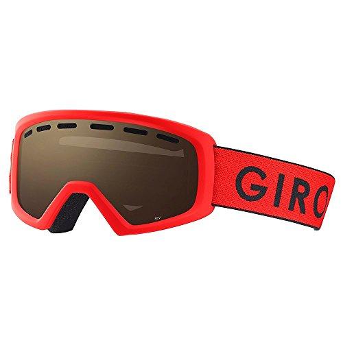 Giro Rev -Winter 2018- Red / Black Zoom Red / Black Zoom