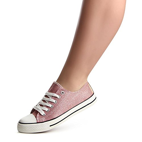 Sport Chaussures nbsp;789 De Topschuhe24 Sneaker Rose nbsp;femme ZfXTPq1