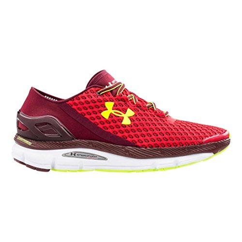 Under Armour  UA Speedform Gemini,  Herren Laufschuhe Rot - Rot