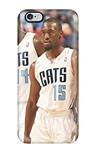 Specialdiy charlotte bobcats nba basketball NBA Sports & Colleges colorful iPhone 6 Plus case covers CSsD5AitCJb