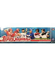 2019 Topps Factory Sealed Set RETAIL Version that includes a Bonus 5 Card Pack of EXCLUSIVE Rookie Variation Cards including Pete Alonso and Fernando Tatis Jr