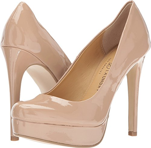 Chinese Laundry Women's Wendy Pump Nude Patent 8 M US