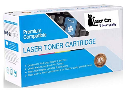 LASER CAT Compatible Ink Cartridge Replacement for Canon FX4, Works with: FAX L800, L900; Laser Class 8500, 9000, 9000S, 9000MS, 9500, 9500S, 9500MS (Black)