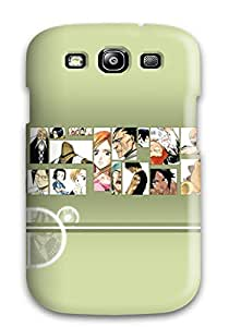 [FARJsVT10404GbVKb] - New Bleach Protective Galaxy S3 Classic Hardshell Case