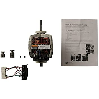Ge we17x10010 motor kit for dryer home for Dryer motor replacement cost