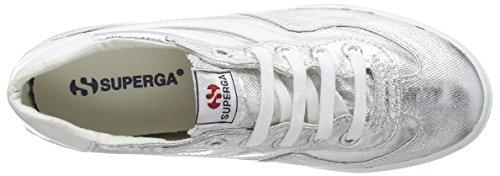 Superga 2832 Cotmetw Sneaker Da Donna Argento (031)