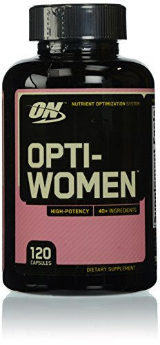 Optimum Nutrition Opti Women Multi Vitamin Capsules