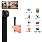 Cheap WiFi Camera, Nanny Cam Wireless Security Camera Motion Detection Remote View for iPhone/Android Device Home Surveillance Video Recorder