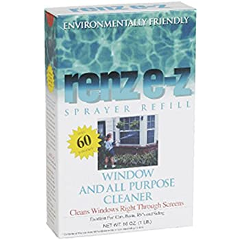 Amazon Com Renz E Z All Purpose Window Washer Sprayer