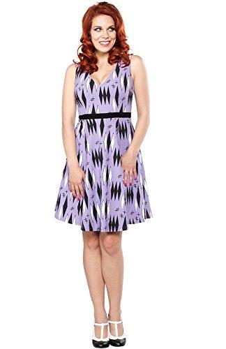 Sourpuss-Retro-Diamonds-Dress-Lilac