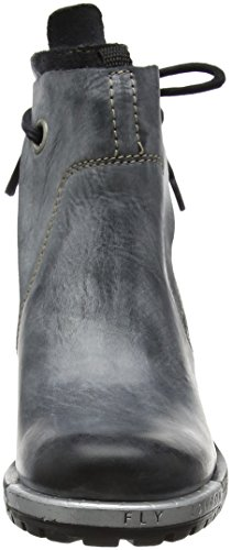 Luxe046fly Anthracite Grigio Stivali Donna London Fly Tc17qvgB