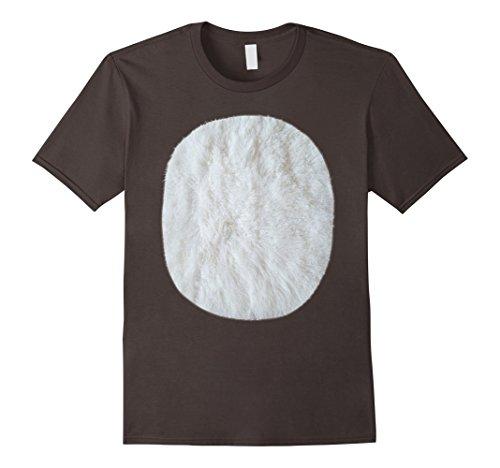Team Ideas Halloween For Work Costume (Mens Halloween Costume Christmas Reindeer Rudolph DIY Idea Shirt Medium)