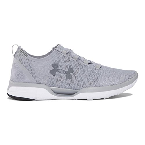 Under Armour Men's Charged CoolSwitch Overcast Gray/White/Rhino Gray for sale cheap price cheap price outlet cheap sale fast delivery b2eGPyY