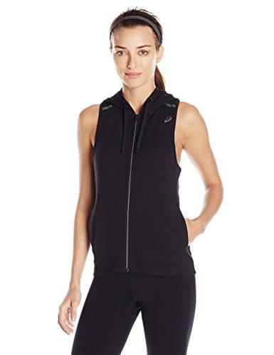 ASICS Womens Racerback Hooded Vest