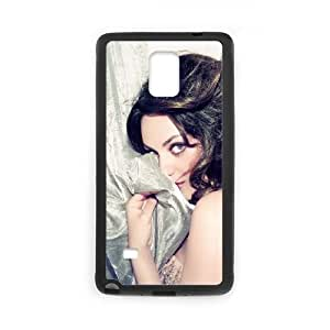 Samsung Galaxy Note 4 Cell Phone Case Black_Beautiful Mila Kunis Gzser