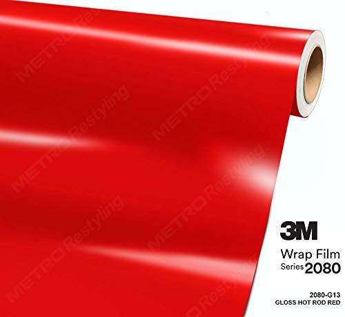 car wrap vinyl red - 1