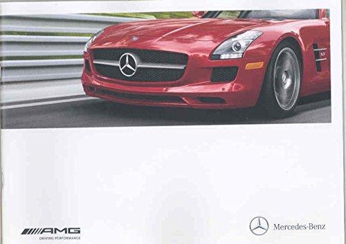 Mercedes Ml63 Amg (2012 Mercedes Benz AMG SLS C63 E63 CLS63 SLK55 S63 CL63 ML63)