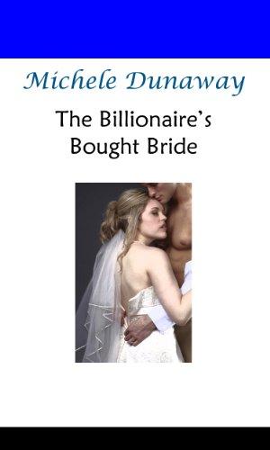 book cover of The Billioniare\'s Bought Bride