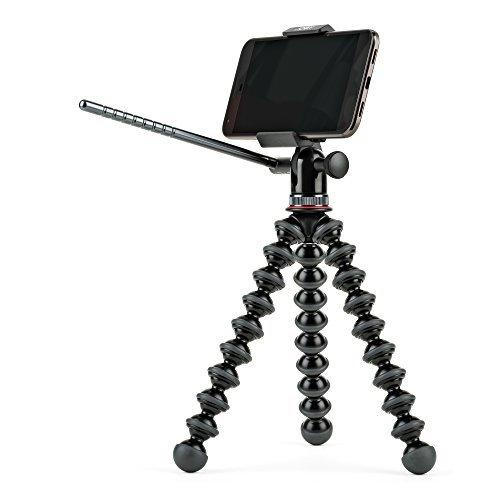 ideo GP Stand. Pan & Tilt Video Tripod Head Plus GorillaPod. Fits iPhone 8, 8 Plus and iPhone X ()
