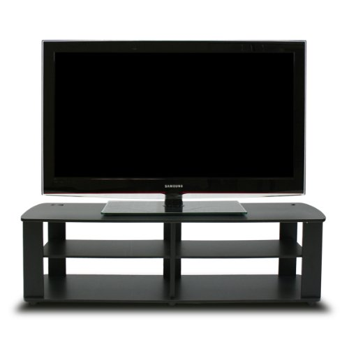 Furinno FNAJ-11109 Boyate TV Entertainment Stand, Walnut