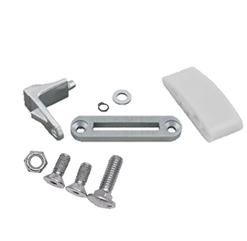 Orange Cycle Parts Primary Chain Tensioner Adjuster Kit for Harley Twin Cam Dyna/Electra Glide/Softail / Road Glide/Road King/Street Glide 2001-2006 (Except 06 Dyna) ()