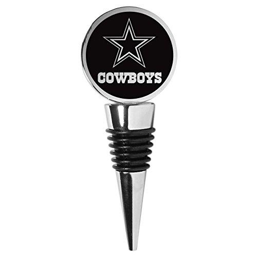 Dallas Cowboys Wine - Siskiyou NFL Dallas Cowboys Wine Stopper