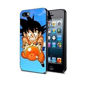 Dg5 Silicone Cover Case Samsung Galaxy S4 Mini Dragonball Z Goku Kid Manga
