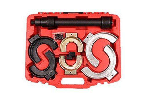 TECHTONGDA Shock Absorber Spring Compressor Tool Fork Strut Coil Spring Compressor Tool by TECHTONGDA (Image #3)