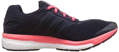 Silver Supernova 7 Boost Met Navy S15 Red Shoes Flash Running Night adidas Blue Glide Women's dtqtpv