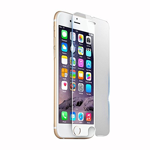 Ivyskin XyloGlass 16 Gorilla Glass Series with Smart Align (Durable, Easy-Install Tray) for iPhone ()