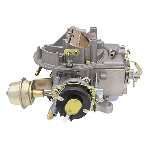 Car Carburetor for Ford 1975-1979 F-100 & 1975-1984 F-350 & 1968-1973 Mustang|1964-1983 Jeep Wagoneer