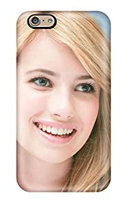 CaseyKBrown MTZMeuG8354igqDA Case Cover Skin For Iphone 6 (emma Roberts?wallpaper )