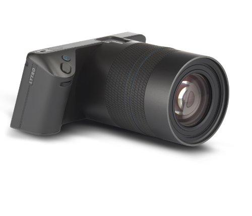 LYTRO ILLUM 40 Megaray Light Field Camera with Constant F/2.0, 8X Optical Zoom, and 4