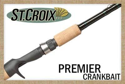 St. Croix Premier Crankbait Rod, ()