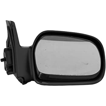 OE Replacement Chevrolet/Suzuki Passenger Side Mirror Outside Rear View (Partslink Number SZ1321107)