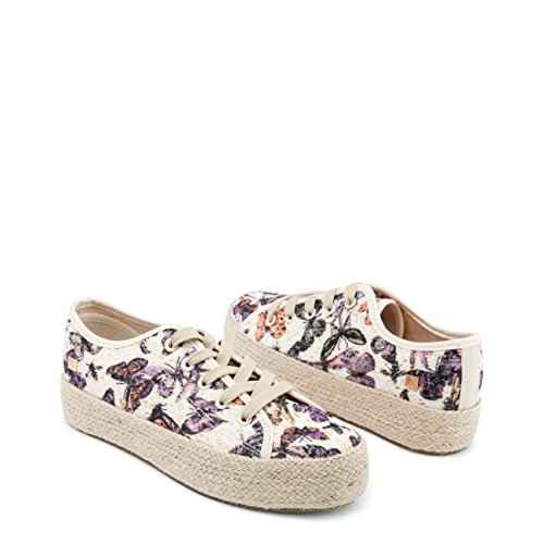 750 Wheat Biagiotti Laura Indigo And Mujer Sneaker but 4CAnq7w