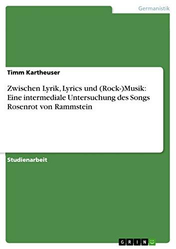 rammstein rosenrot album download rar