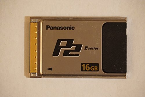 16 GB P2 CARD (E Series - 1.2Gb/s transfer speed)