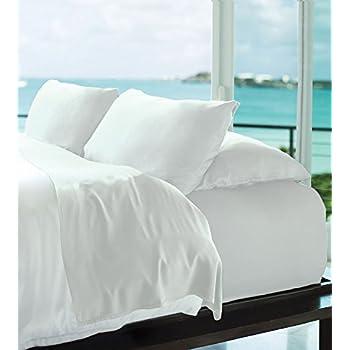 Amazon Com Cariloha Resort Bamboo Sheets 4 Piece Bed