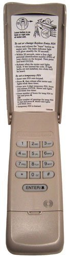 LiftMaster OEM Factory Direct, 377 lm (377LM) (Liftmaster By Chamberlain 315mhz Wireless Keypad 377lm)