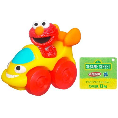 (Playskool Sesame Street Wheel Pals - Elmo)