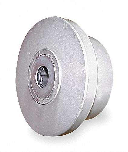 Albion Caster Wheel, Cast Iron, 6 in, 900 lb. Includes Spanner Bushing FL0620112-1 Each
