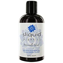 Sliquid Organic Natural Aloe Based Sex Lube 8.5-Ounce