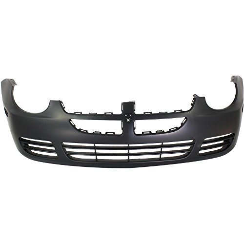 Front BUMPER COVER Primed for 2003-2005 Dodge Neon 2003-2005 Dodge SX 2.0 - Neon Front Bumper Cover