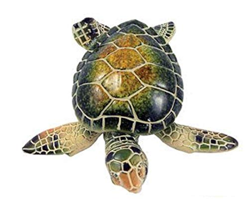- Barry Owens Sea Turtle Table Decor Figurine BV322 4.5 inches x 5 inches